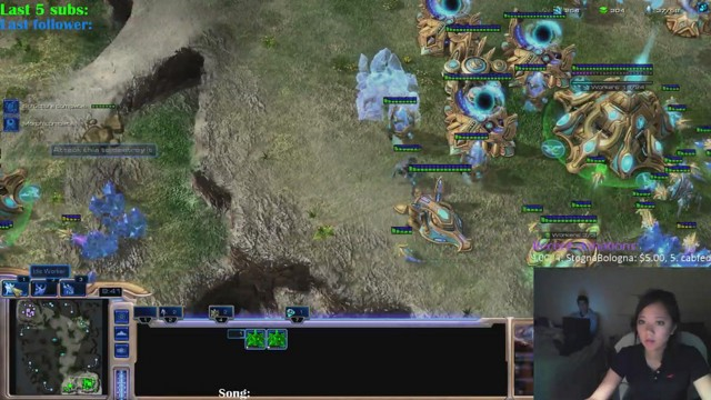 Stream by felicity - StarCraft II: Heart of the Swarm