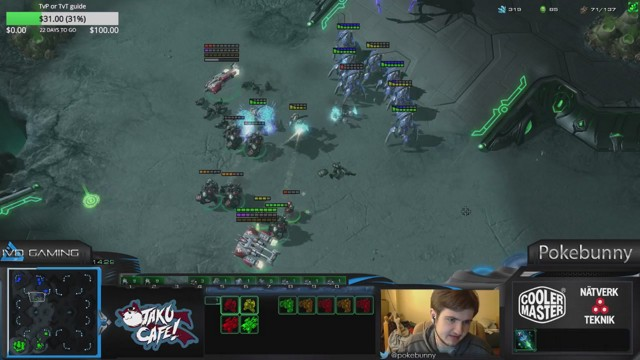 Stream by Pokebunny - StarCraft II: Heart of the Swarm