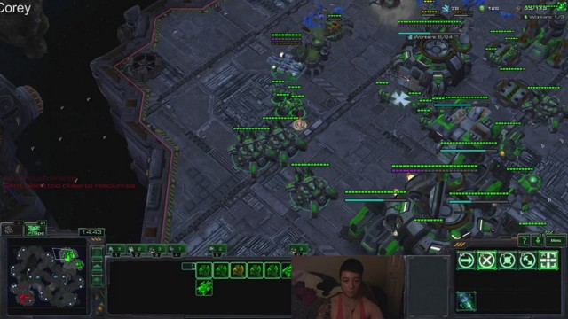 Stream by colkoma - StarCraft II: Heart of the Swarm