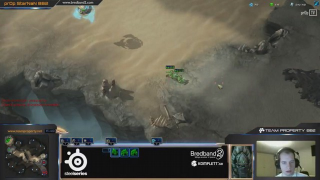 Stream by StarNaN - StarCraft II: Heart of the Swarm