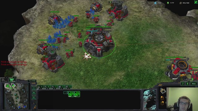 Stream by Guitarcheese - StarCraft II: Heart of the Swarm