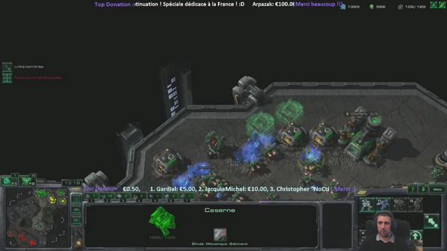 Stream by OGAnoss - StarCraft II: Heart of the Swarm