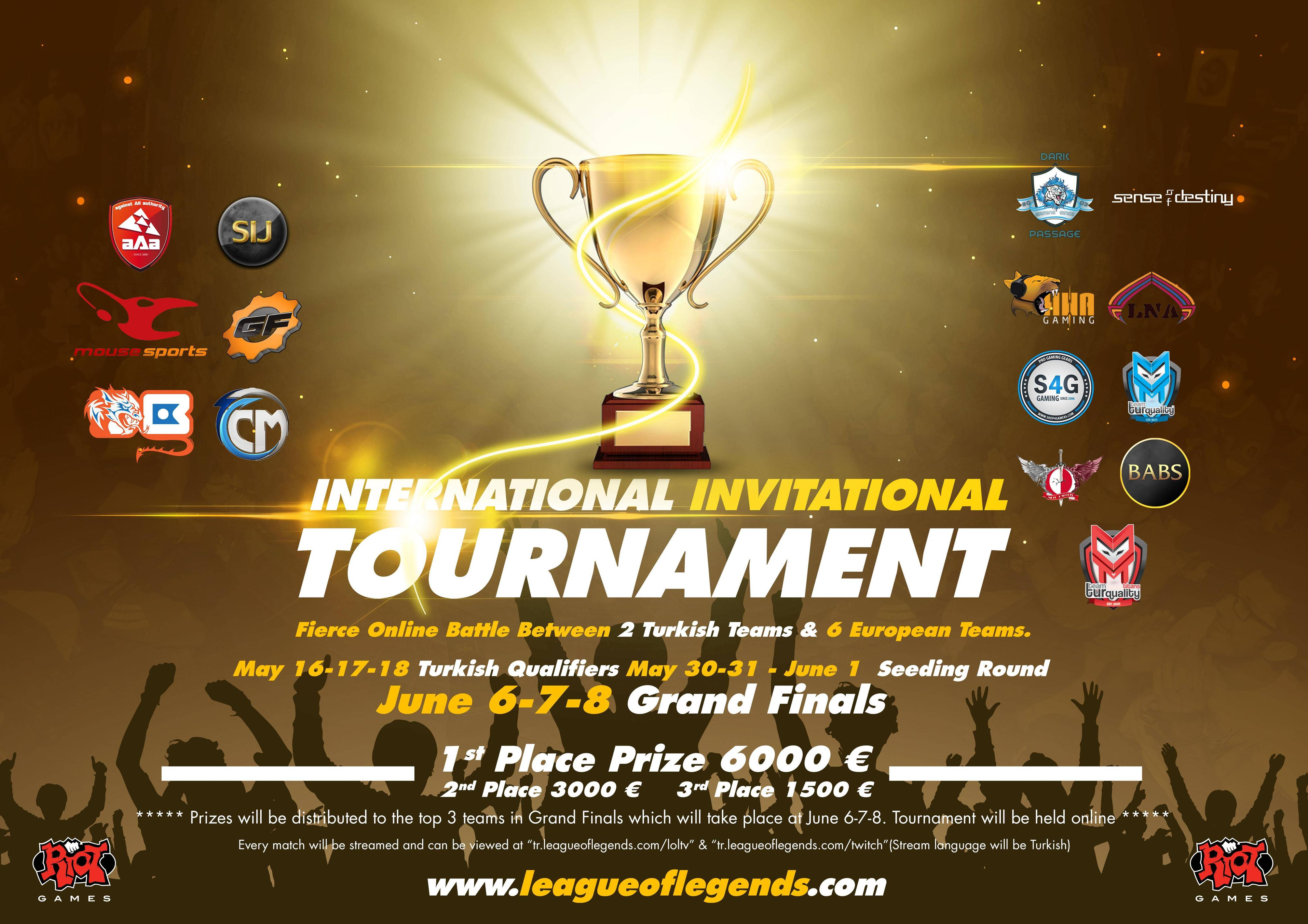 International Invitational Tournament Grand Final