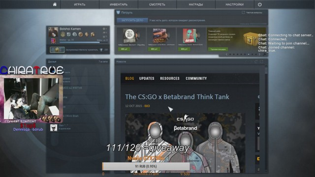 Cs go matchmaking high ping