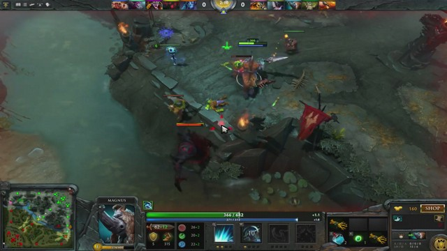 Stream by Arise_3012 - Dota 2