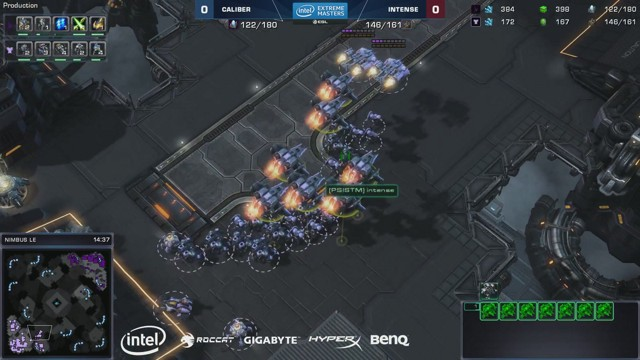 Stream by esltv_sc2b - StarCraft II: Heart of the Swarm