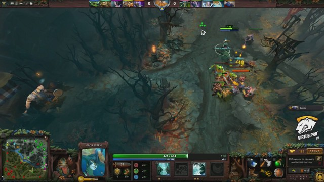 Stream by NS_VP - Dota 2