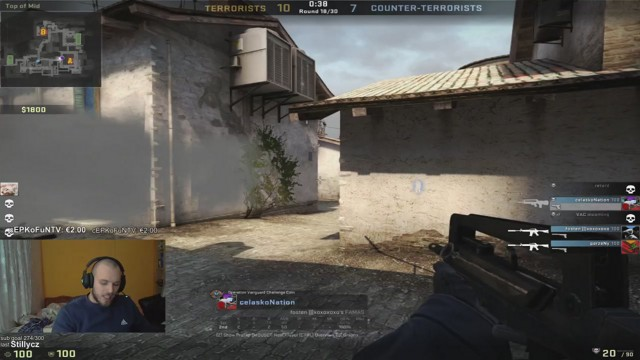 Stream by resttpowered - Counter-Strike: Global Offensive