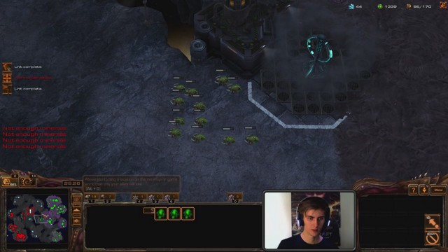 Stream by WhatCrowbar - StarCraft II: Heart of the Swarm