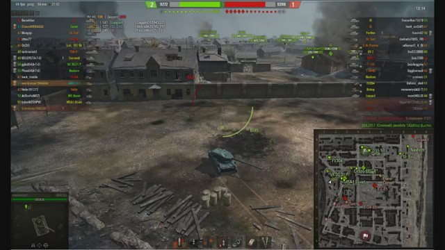 Stream by wasilijsaizev - World of Tanks