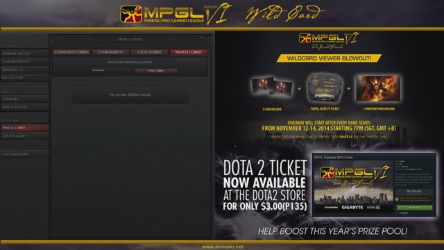 Stream by weplaydota2tv_2 - Dota 2