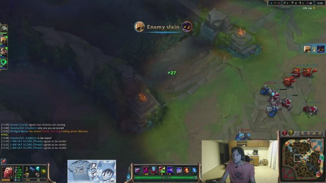 Stream by HotshotGG - League of Legends