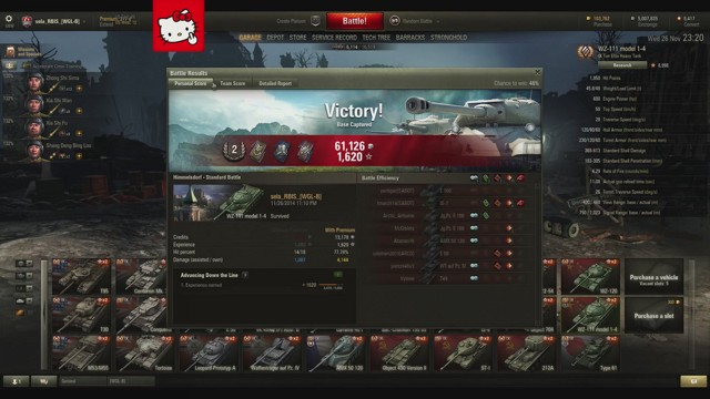 Stream by selaWoT - World of Tanks