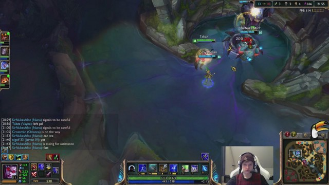 Stream by TabzzHD - League of Legends