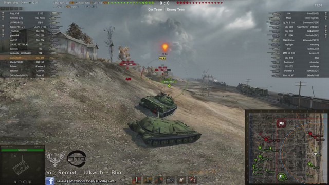 Stream by szaxika_wot - World of Tanks
