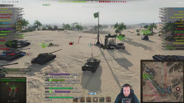 Stream by Nolan1243 - World of Tanks