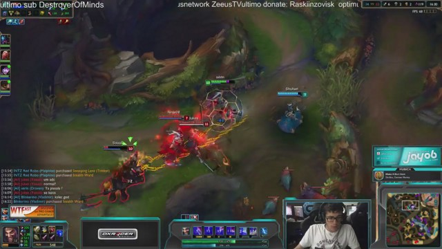 Stream by TheFoxz1 - League of Legends