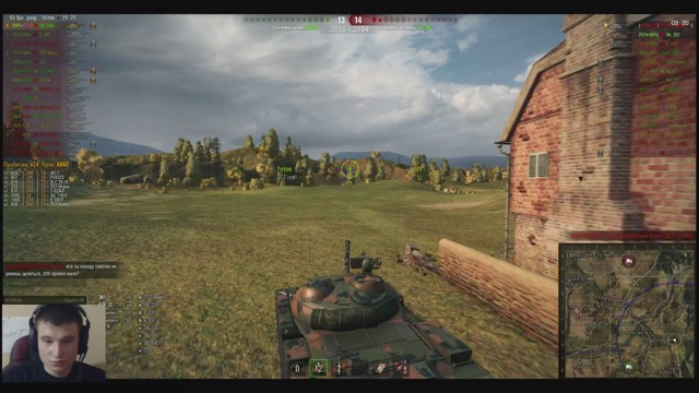 Stream by ALPgames007 - World of Tanks