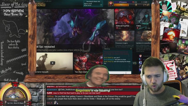 Stream by APlatypuss - League of Legends