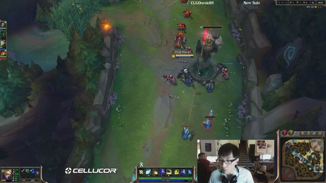 Stream by CLGDoublelift - League of Legends