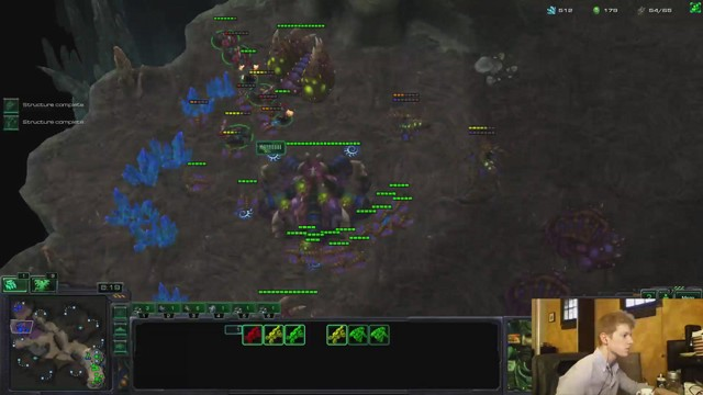 Stream by MillDayshi - StarCraft II: Heart of the Swarm