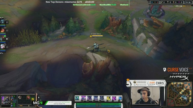 Stream by SirhcEz - League of Legends