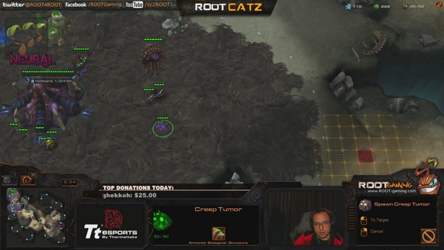 Stream by ROOTCatZ - Dota 2