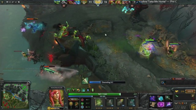 Stream by DragonFistDOTA - Dota 2