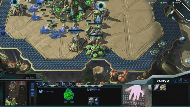 Stream by FXOChoya - StarCraft II: Heart of the Swarm