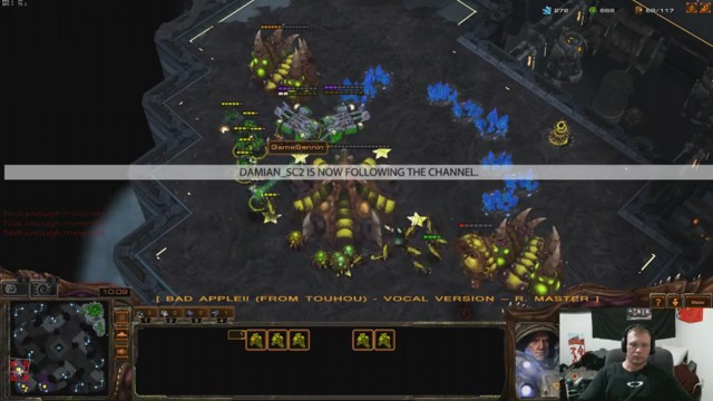 Stream by BabyCrusher - StarCraft II: Heart of the Swarm