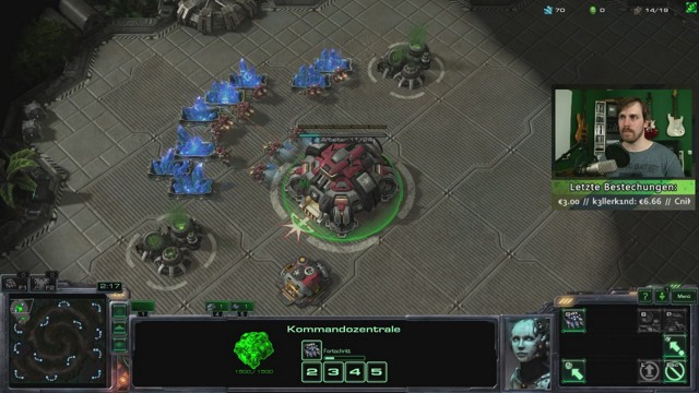 Stream by Rahmschnitzel - StarCraft II: Heart of the Swarm