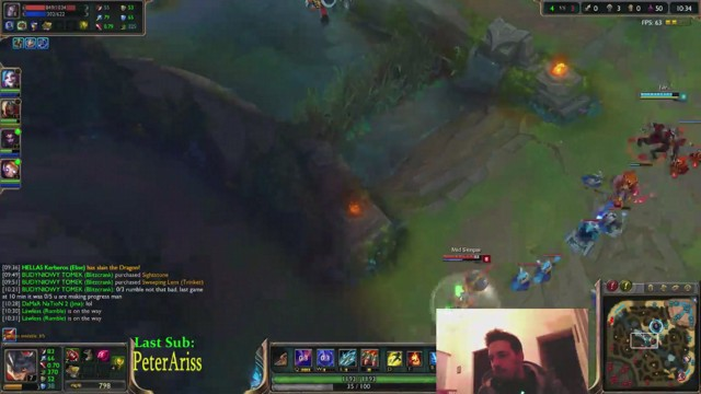 Stream by PerfectBalance1 - League of Legends