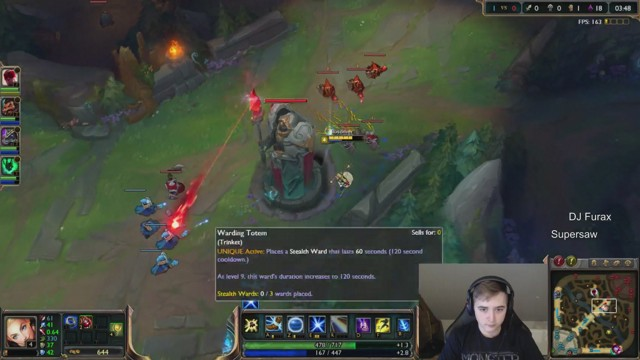 Stream by skumbagkrepo - League of Legends