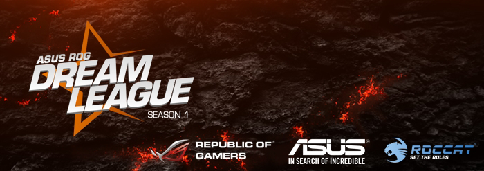 ASUS ROG DreamLeague Season 1 Day 1