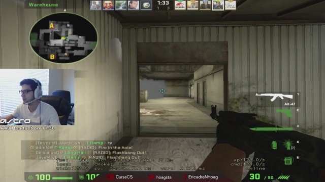 Stream by adren_tv - Counter-Strike: Global Offensive