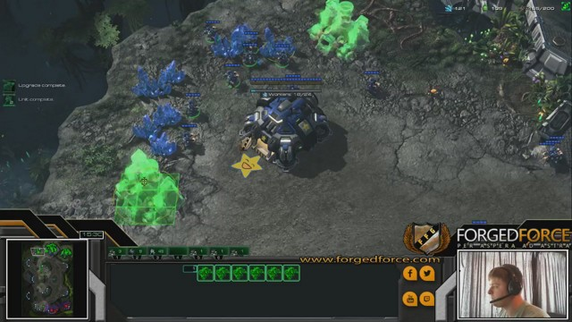 Stream by GamerRichy - StarCraft II: Heart of the Swarm