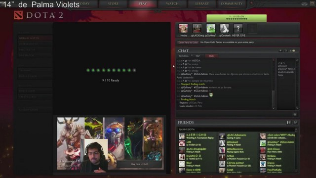 Stream by NNESHO - Dota 2