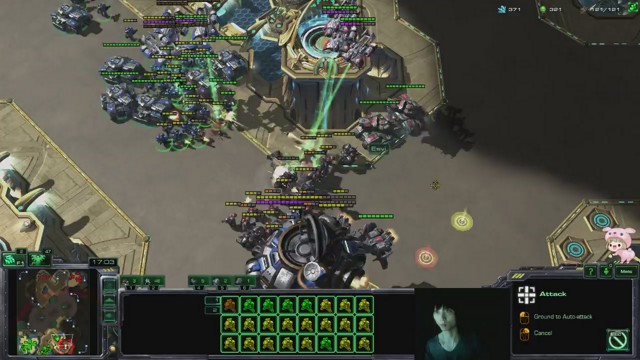 Stream by OpTiKDream - StarCraft II: Heart of the Swarm