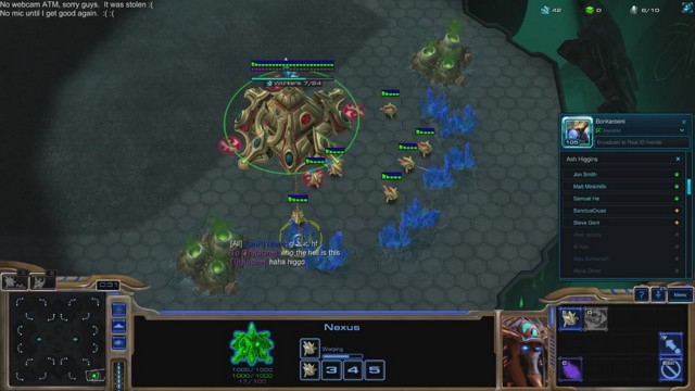 Stream by Bonkarooni - StarCraft II: Heart of the Swarm