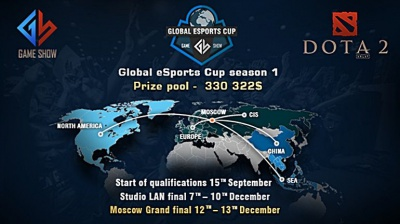 The Alliance, Digital Chaos и Fnatic сходят с The Game Show Global eSports Cup Season 1