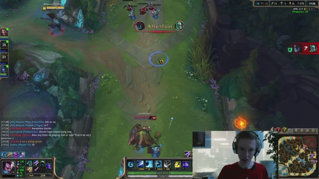 Stream by froggen - League of Legends