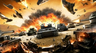Wargaming представила World of Tanks для Xbox One