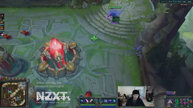 Stream by Link - League of Legends