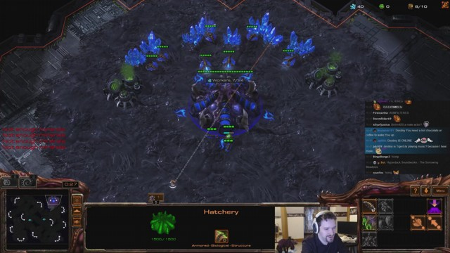 Stream by Destiny - StarCraft II: Heart of the Swarm