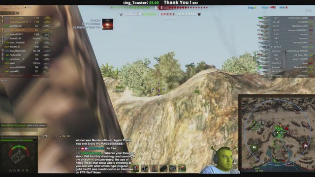 Stream by PoShYbRiD - World of Tanks