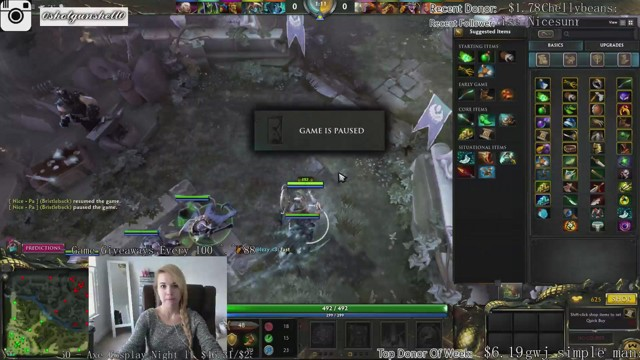 Stream by ShotgunShell - Dota 2
