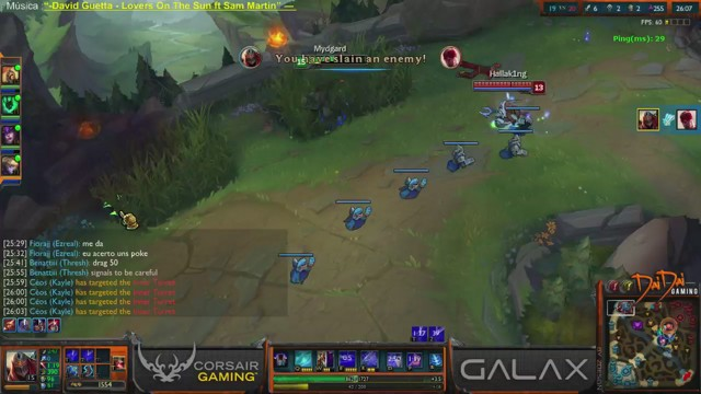 Stream by NidhoggurAyel - League of Legends