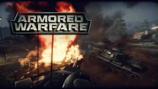 Стартовало закрытое бета-тестирование главного конкурента World of Tanks - Armored Warfare