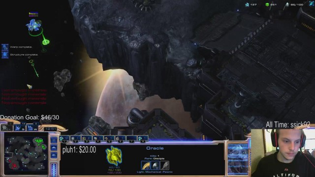 Stream by MCanning - StarCraft II: Heart of the Swarm