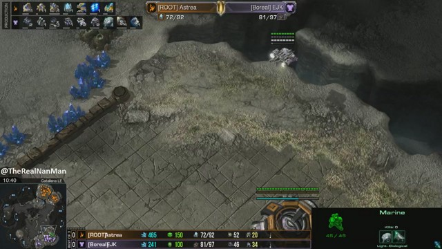 Stream by Therealnanman - StarCraft II: Heart of the Swarm